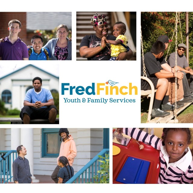 Fred Finch Youth and Family Services, Oakland, CA logo
