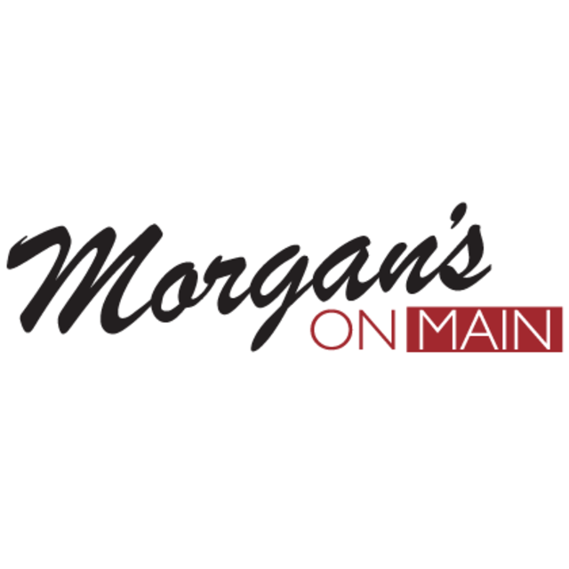 Morgan's On Main, Woodland, CA logo