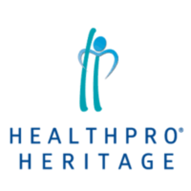 Healthpro Heritage, LLC, Hillsborough, CA logo