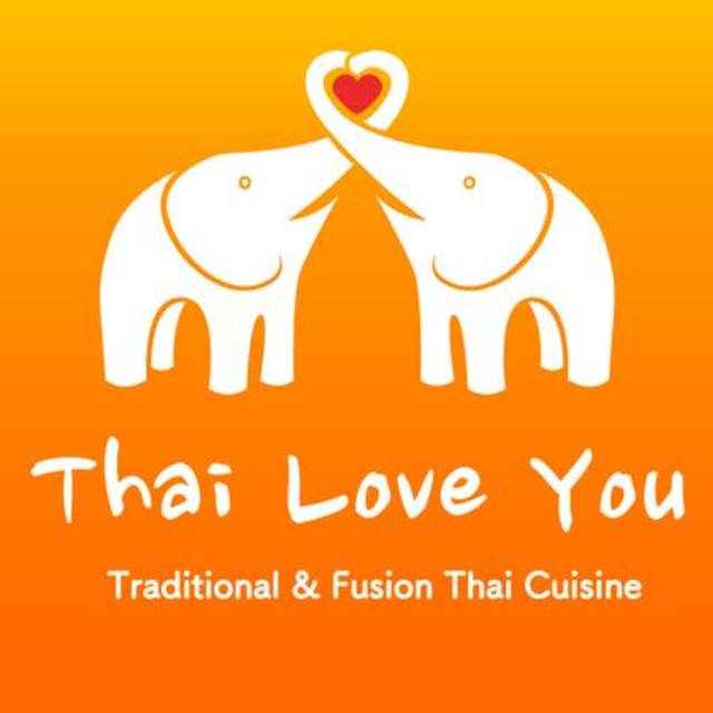Thai Loves You, San Jose, CA logo