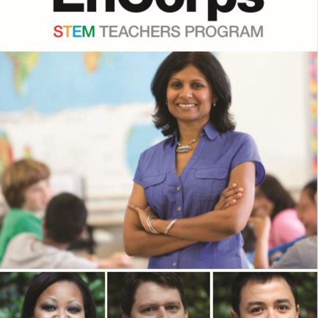 EnCorps STEM Teachers Program, Redondo Beach, CA logo