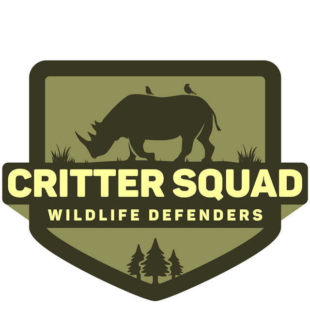Critter Squad Wildlife Defenders, Los Angeles, CA logo