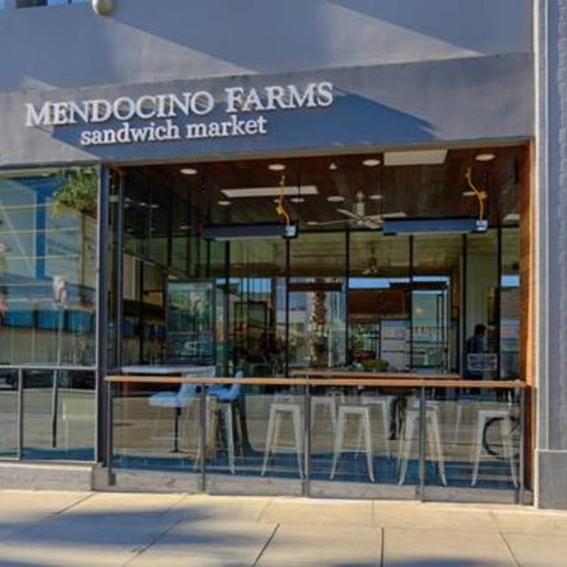 Mendocino Farms, San Francisco, CA logo