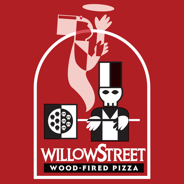 Willow Street Wood-Fired Pizza, Los Angeles, CA logo