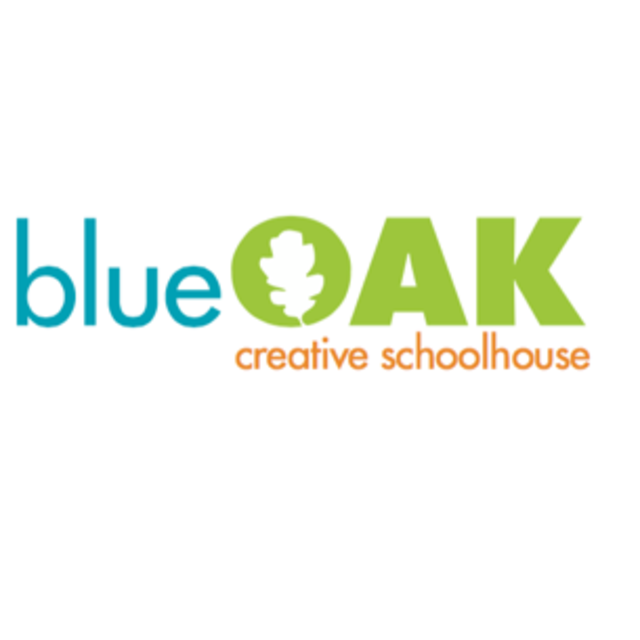 Blue Oak Creative Schoolhouse, Culver City, CA logo