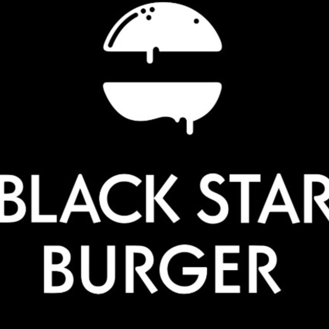 Black Star Burger LA, Los Angeles, CA logo