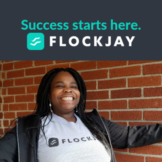 Flockjay, Stockton, CA logo
