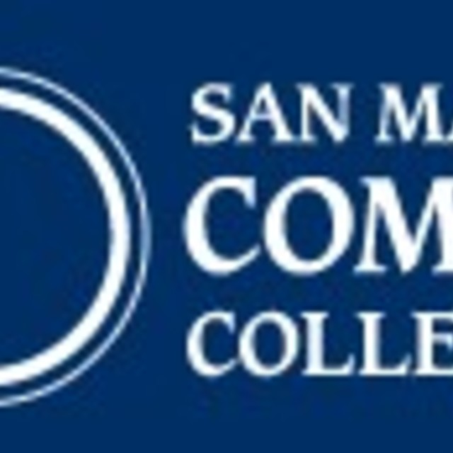 San Mateo County Community College District, Redwood City, CA logo