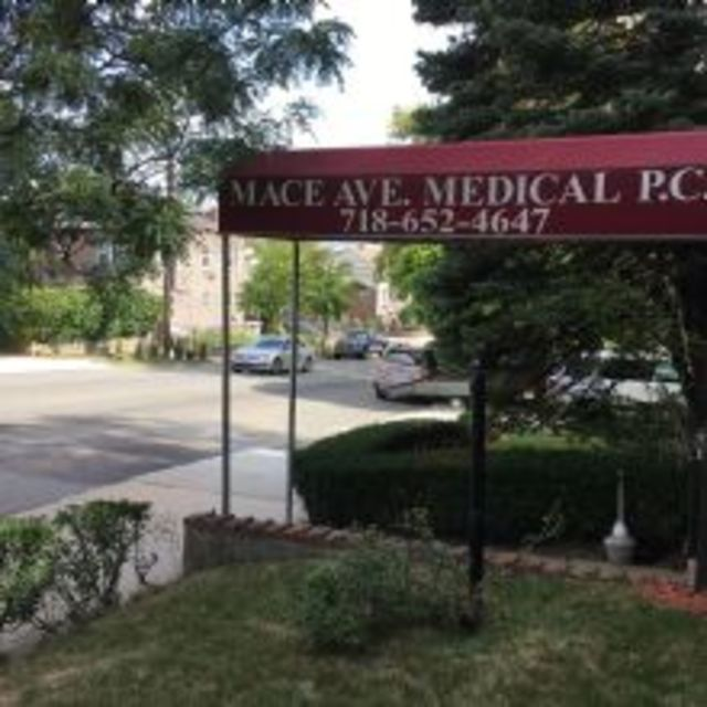 Mace Avenue Medical, Bronx, NY logo