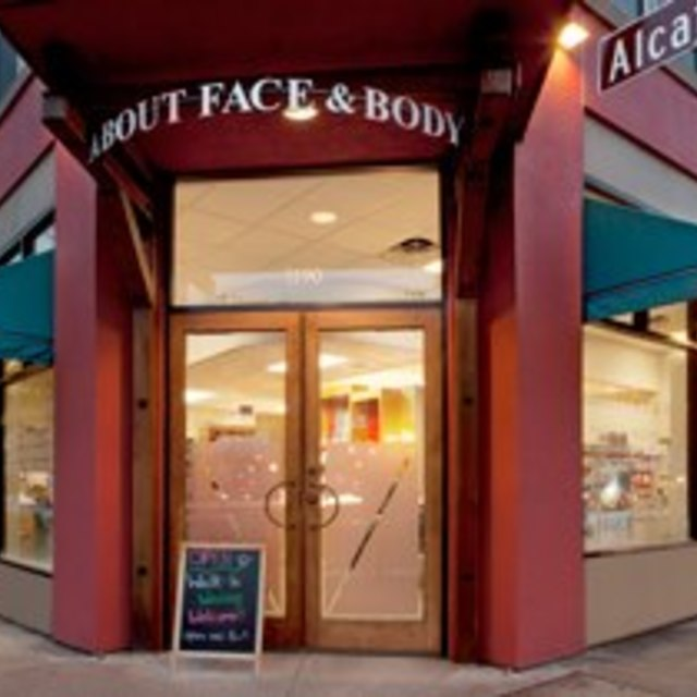 About Face & Body Spa, Berkeley, CA logo