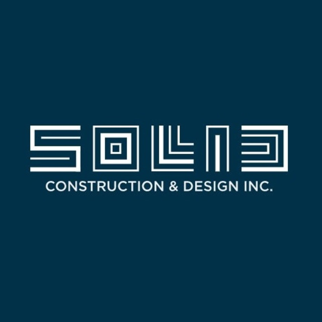 Solid Construction & Design, Sacramento, CA logo