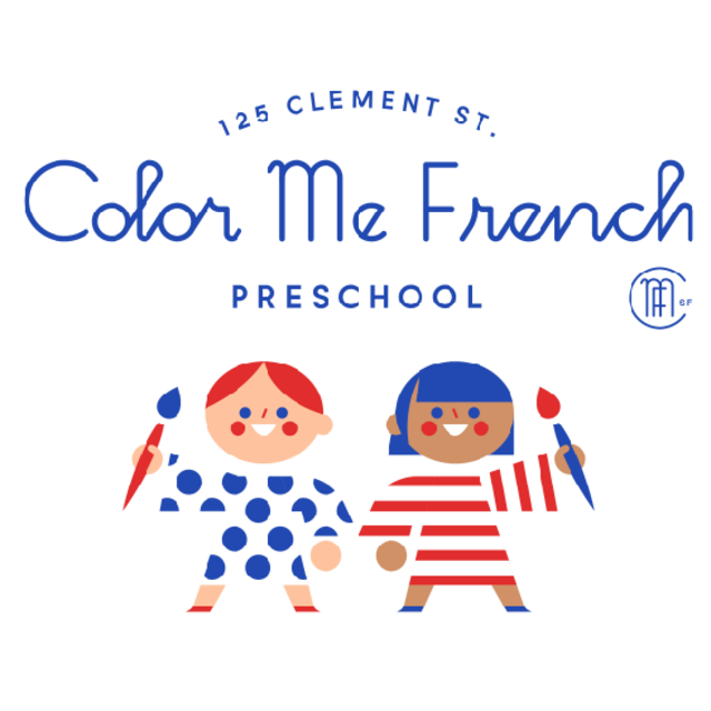 Color Me French Preschool , San Francisco, CA logo